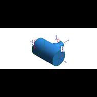 Reduced tee sdr 11 niron system - bim