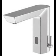 Electronic tap basin mixer: PRESTO ELEC - LM - bim