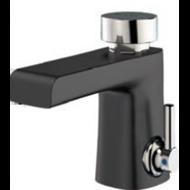 Washbasin tap timed mixer: PRESTO XT 2000 - LM Black - bim