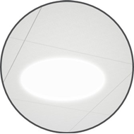 Ecophon Dot™ LED - bim