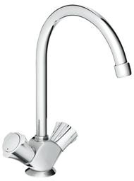 Costa L - Single-hole sink mixer - bim