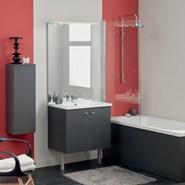 Meuble salle de bain TEO portes - bim