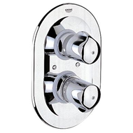 Automatic 2000 Special - Concealed thermostat shower mixer - bim