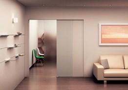 Single door Pocketglass (WO) - bim