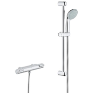 Thermostatic Shower Mixer - Grohtherm 1000 - bim