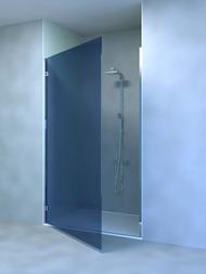 Showercabin Capsi, 1 door - bim