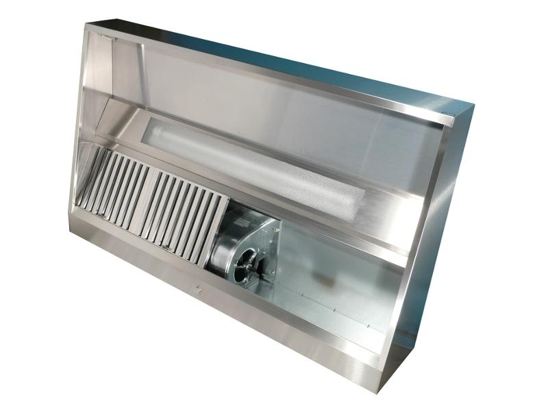 Saftair Ventilation Hotte De Cuisine Professionnelle Classique Bim