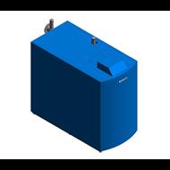 Legano Plus GB402 - Floor Standing Gas Condensing Boiler - bim