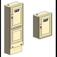 Gas box - bim