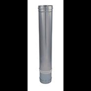 Réglable aluzinc - 660 à 1180 mm - bim