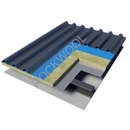 Pitched Metal Roof - Cool 'n' Comfort RL920 + Air gap + CemBoard - bim