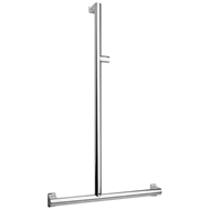 ARSIS L or T-shaped shower bar - bim