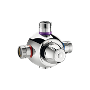 731002 Mitigeur thermostatique centralisé PREMIX CONFORT - bim