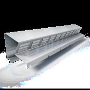 Bandeau faîtage ventilée h45 - bim