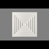 Painted four-way square diffusers DBQ  - bim