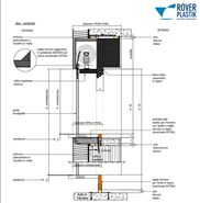Veloblok Energy Shade TAA dir - 1 Shutter - bim