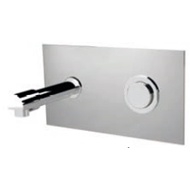 Wall-mounted washbasin tap: PRESTO XT 2000 - P Inox - bim