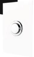 Built-in timed urinal tap: PRESTO XT 2000 - UE White - bim