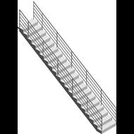 Escalier préfabriqué - Test - bim