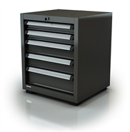 Single drawer unit module AR-169.10 - bim