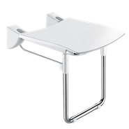 510430 - Comfort shower seat with leg - bim
