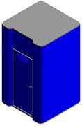 Portable Toilet - bim