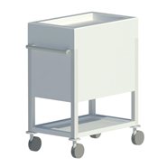 Storage Trolley - access above - bim