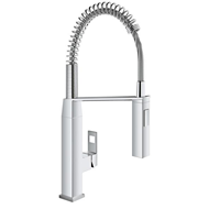 Eurocube - Single-lever sink mixer - bim