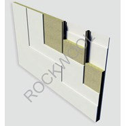 Partition Wall - Non Fire Rated, Non Residential - Safe 'n' Silent Pro370 - bim