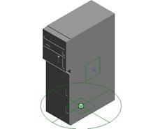 Cellule haute tension - Unité de transformateur de tension - bim