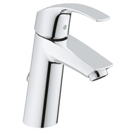 Eurosmart Basin mixer - retractable chain - bim