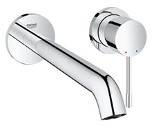 Essence 2-hole basin mixer - bim