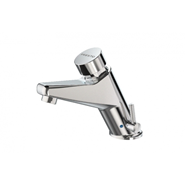 Washbasin tap timed mixer: PRESTO 105 ECO - LM - bim