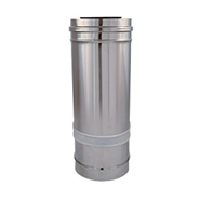 Réglable inox - Court - 285 à 400 mm - bim