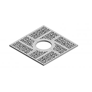 TREE GRATES - PEBBLE HOLE S1200 - bim
