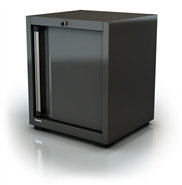 Single door cabinet module AR-169.10 - bim