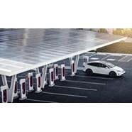 Station Superchargeur V3 Tesla - bim