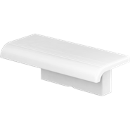 ARSIS shower shelf, White - bim
