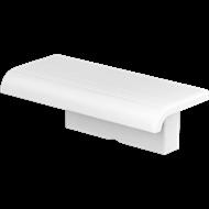 ARSIS shower shelf, White - bim