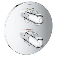 Grohtherm 1000 thermostatic 2 way diverter - bim