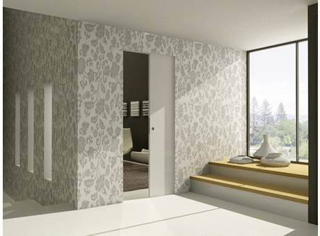 Porte Eclisse Syntesis Line.Eclisse Eclisse Syntesis Line Solid Wall Finished Wall