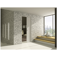 ECLISSE SYNTESIS LINE - stud wall - finished wall 100 mm  - bim