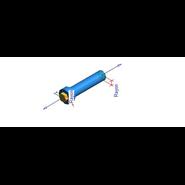 Enlace rosca hembra eléctrico Sistem Niron  - bim