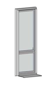 Fenêtre générique - bim