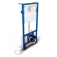 T-604CC Concealed cistern with incorporated sanitary macerator CICLON CC - bim
