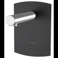 Electronic tap basin: PRESTO DOMO SENSIA - P with battery CR-P2 Black - bim