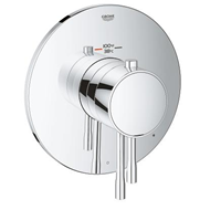 GrohFlex Essence - Single function thermostatic trim - bim
