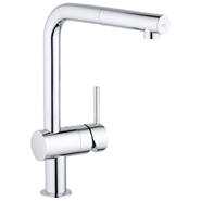 Minta - Single-lever sink mixer - bim