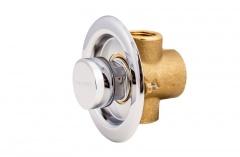 Built-in timed urinal tap: PRESTO ECO XT UE PS - bim