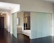Glass door Extendo (WOO) - bim